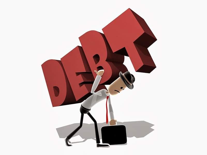 Nợ xấu tạo nên gánh nặng cho cá nhân và nền kinh tế