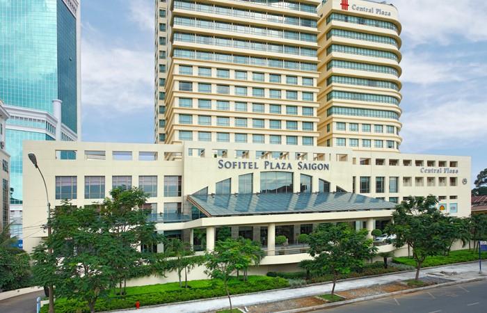 Khách sạn Sofitel Plaza
