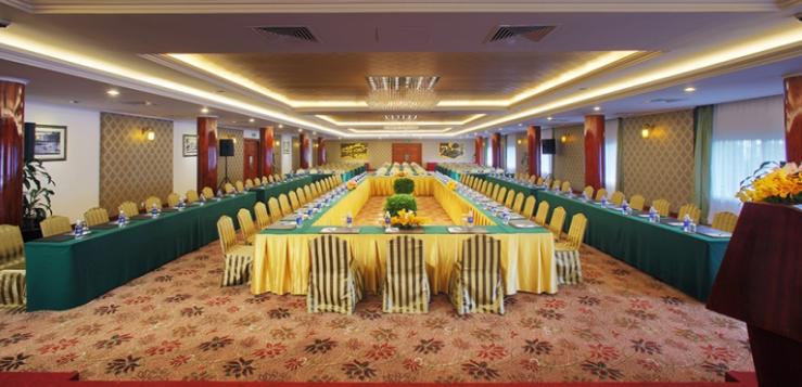 Phòng tổ chức hội thảo tại khách sạn Rex