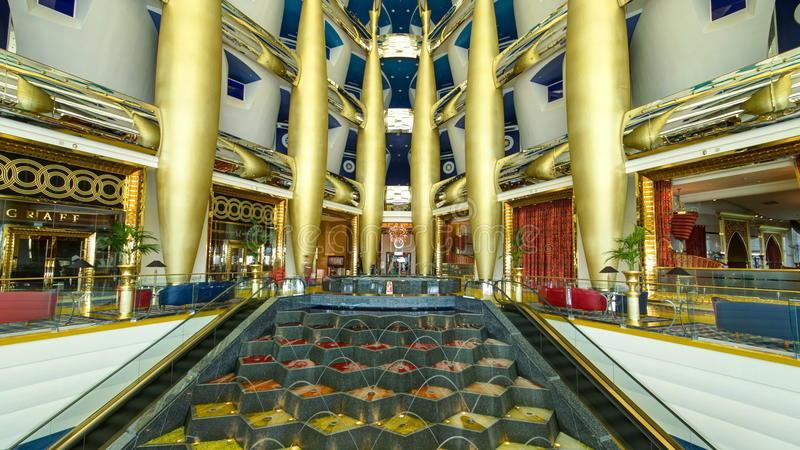Khách sạn 7 sao sang trọng bậc nhất thế giới