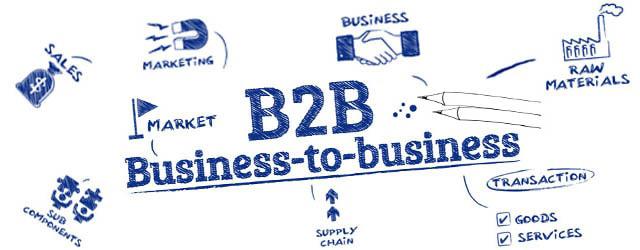 Mô hình bán hàng B2B bên nhiều đối tác