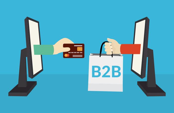 Mô hình bán hàng B2B bên bán