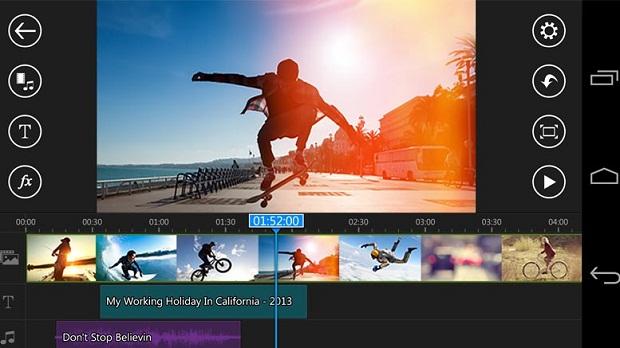 phần mềm chỉnh sửa video Power-Director