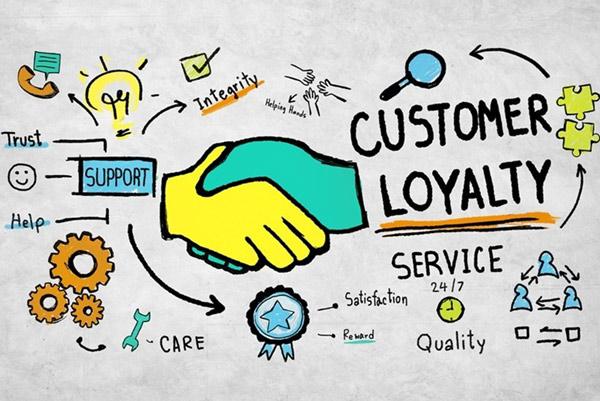 Tập trung vào khách hàng trung thành