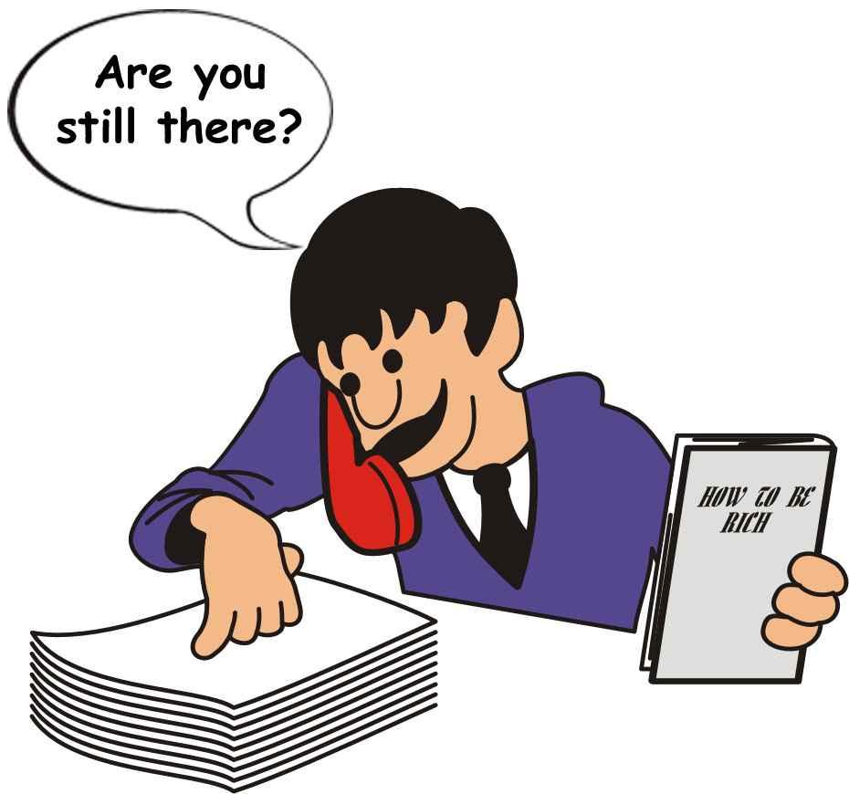 Bán hàng qua điện thoại