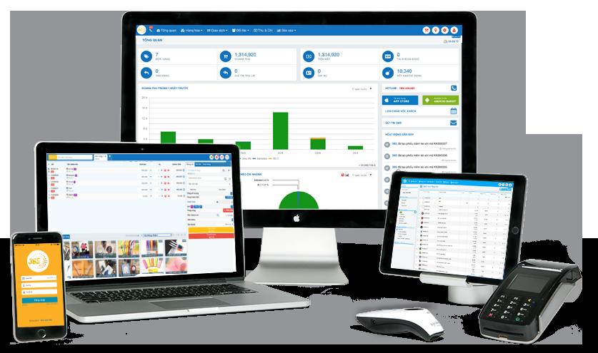 POS365 phần mềm quản lý cửa hàng thời trang chuyên nghiệp