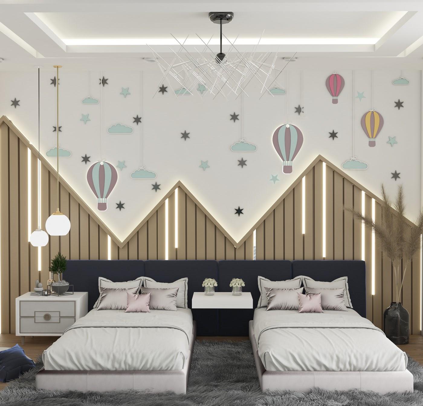 Đặt phòng ngủ 2 giường giúp tiết kiệm chi phí