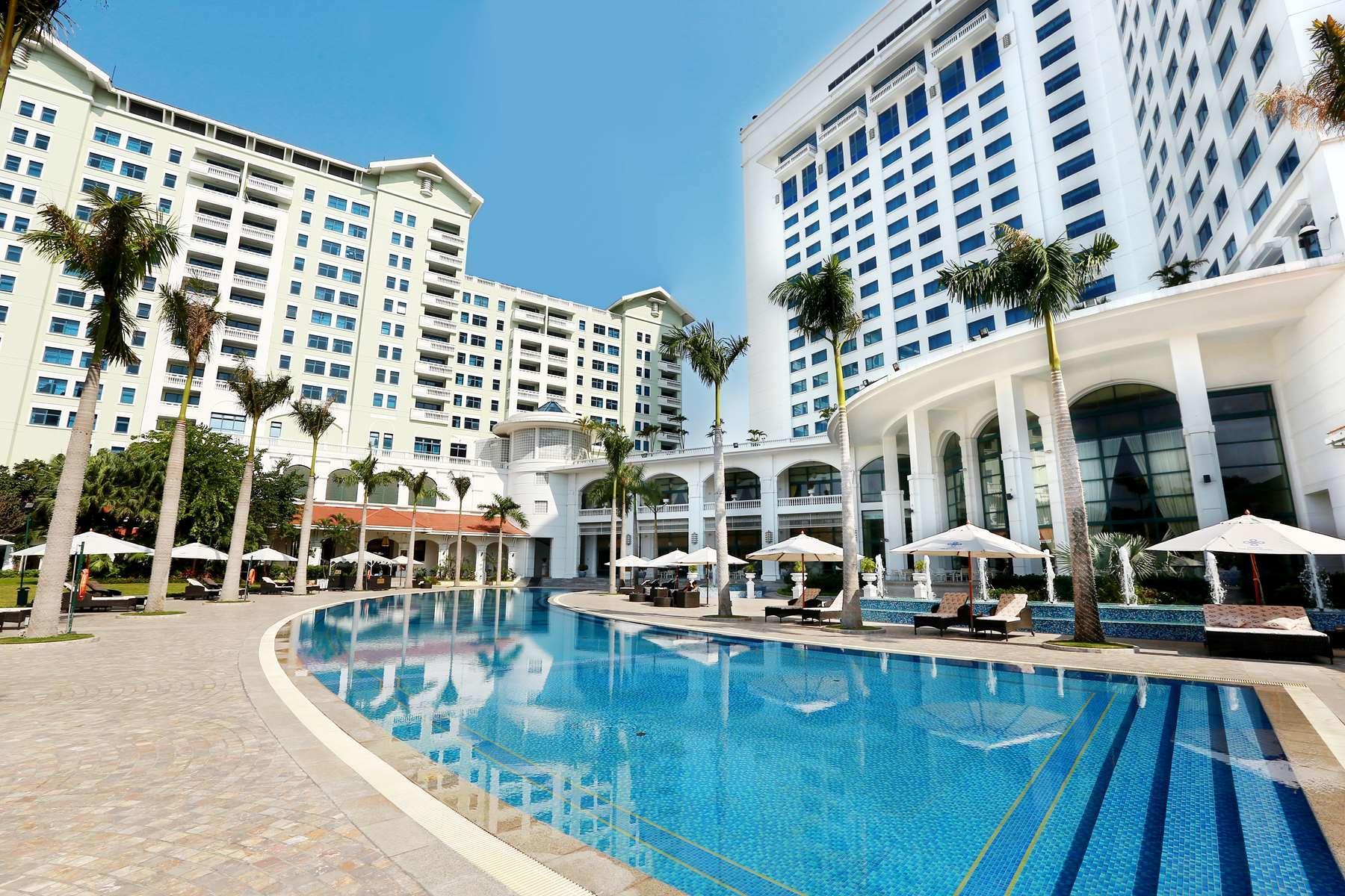 Top khách sạn sang trọng tại Hà Nội