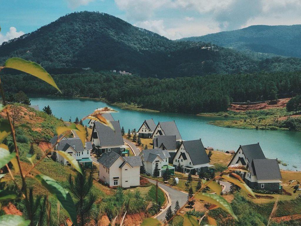 Top những khách sạn đẹp nhất Đà Lạt