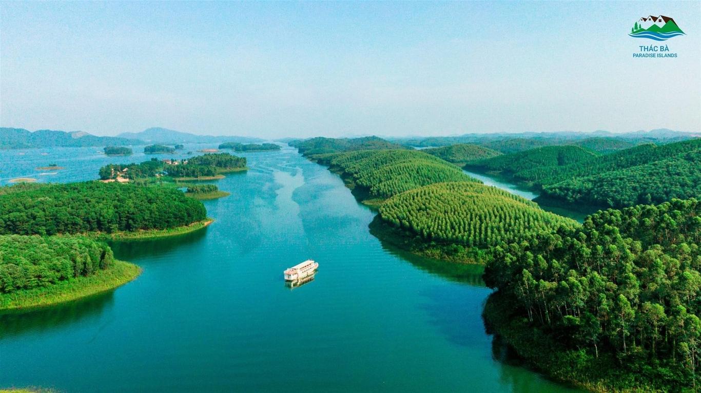 Kinh nghiệm du lịch Hồ Thác Bà